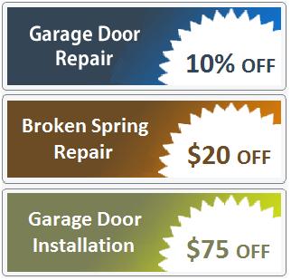 special offers at los alamos garage door repair